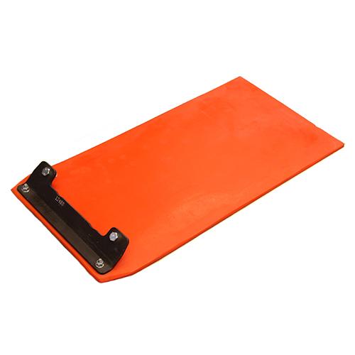 Kunststoffmatte für Rüttelplatte